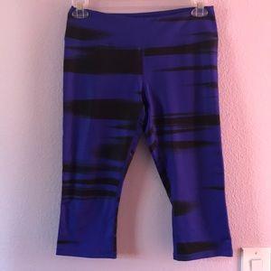 New purple/black Z by Zella leggings